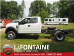 2018 F-450 Super Cab DRW 4x4,  Cab Chassis #18F515 - photo 6