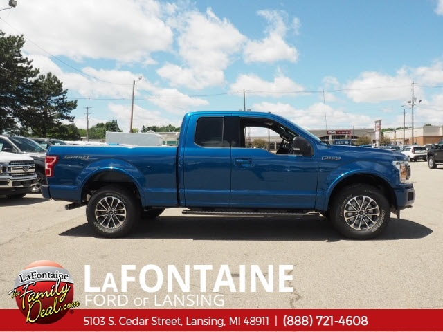 2018 F-150 Super Cab 4x4,  Pickup #18F520 - photo 3