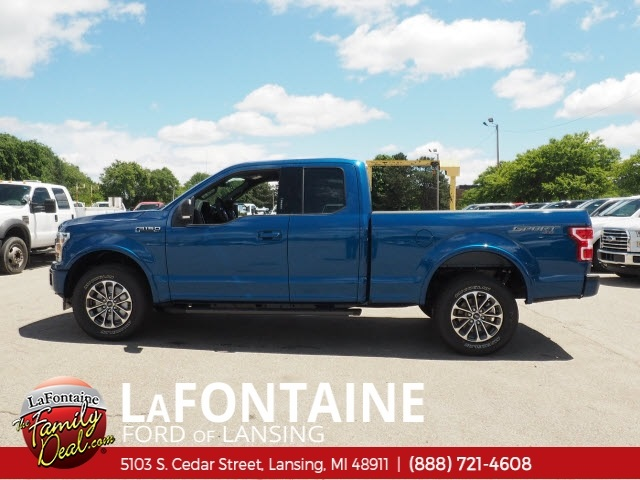 2018 F-150 Super Cab 4x4,  Pickup #18F520 - photo 6