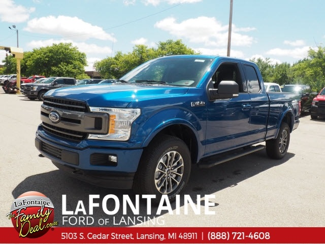 2018 F-150 Super Cab 4x4,  Pickup #18F520 - photo 7