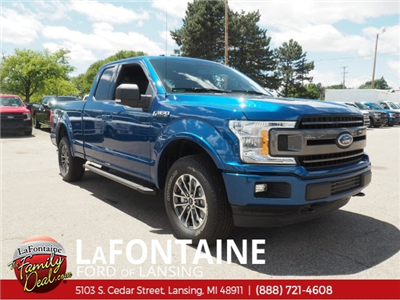 2018 F-150 Super Cab 4x4,  Pickup #18F520 - photo 1