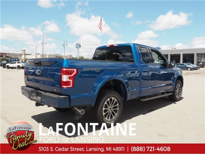 2018 F-150 Super Cab 4x4,  Pickup #18F520 - photo 2