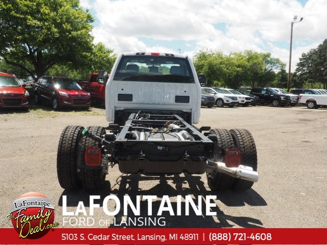 2018 F-550 Regular Cab DRW 4x2,  Cab Chassis #18F529 - photo 4