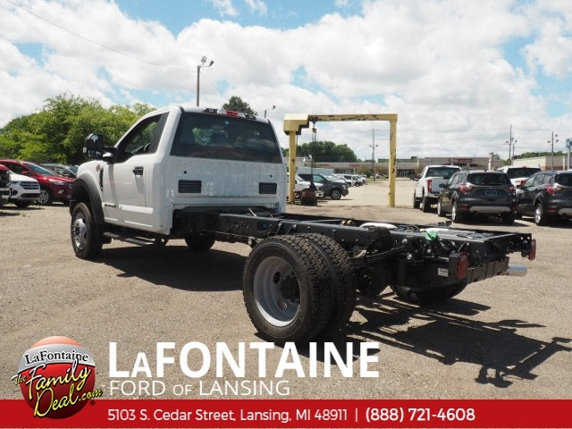 2018 F-550 Regular Cab DRW 4x2,  Cab Chassis #18F529 - photo 5