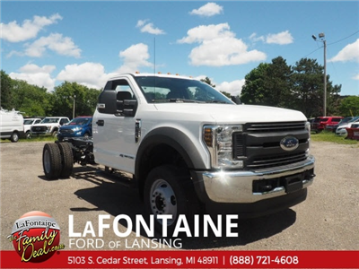 2018 F-550 Regular Cab DRW 4x2,  Cab Chassis #18F529 - photo 1