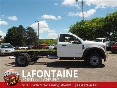 2018 F-550 Regular Cab DRW 4x2,  Cab Chassis #18F529 - photo 3