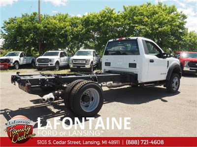 2018 F-550 Regular Cab DRW 4x2,  Cab Chassis #18F529 - photo 2