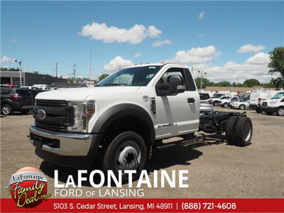 2018 F-550 Regular Cab DRW 4x2,  Cab Chassis #18F529 - photo 7