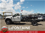 2018 F-550 Regular Cab DRW 4x2,  Cab Chassis #18F529 - photo 6