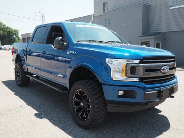 2018 F-150 SuperCrew Cab 4x4,  Pickup #18F553 - photo 1
