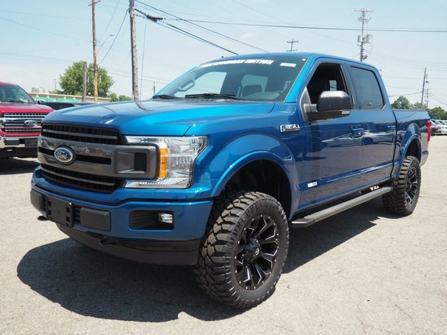 2018 F-150 SuperCrew Cab 4x4,  Pickup #18F553 - photo 24