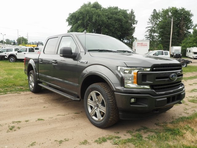 2018 F-150 SuperCrew Cab 4x4,  Pickup #18F580 - photo 1