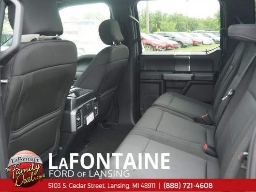 2018 F-150 SuperCrew Cab 4x4,  Pickup #18F580 - photo 13