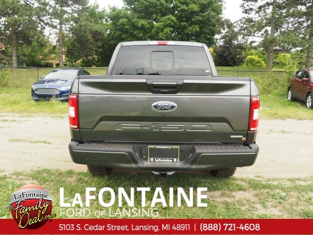 2018 F-150 SuperCrew Cab 4x4,  Pickup #18F580 - photo 4