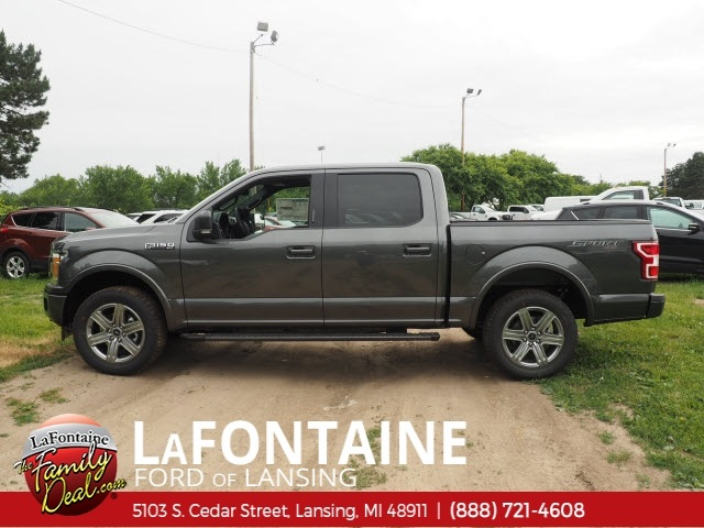 2018 F-150 SuperCrew Cab 4x4,  Pickup #18F580 - photo 6