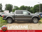 2018 F-150 SuperCrew Cab 4x4,  Pickup #18F580 - photo 3