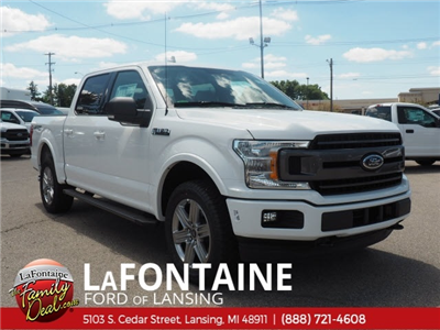 2018 F-150 SuperCrew Cab 4x4,  Pickup #18F582 - photo 1