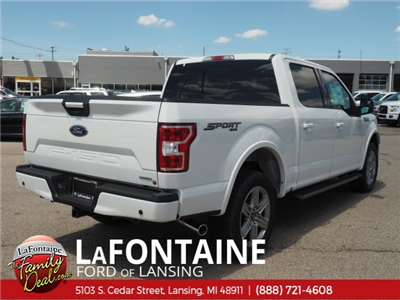 2018 F-150 SuperCrew Cab 4x4,  Pickup #18F582 - photo 2
