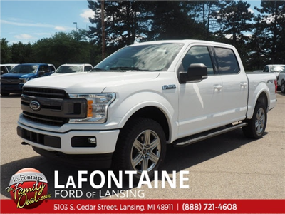 2018 F-150 SuperCrew Cab 4x4,  Pickup #18F582 - photo 6
