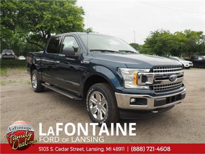 2018 F-150 SuperCrew Cab 4x4,  Pickup #18F583 - photo 1