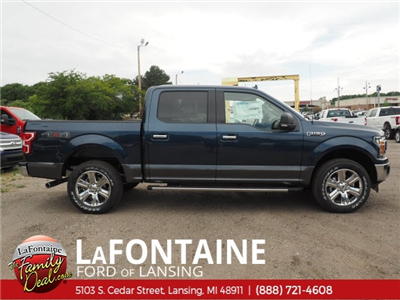 2018 F-150 SuperCrew Cab 4x4,  Pickup #18F583 - photo 4
