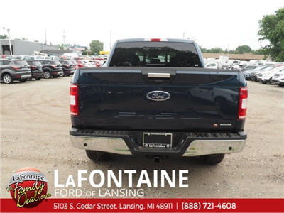 2018 F-150 SuperCrew Cab 4x4,  Pickup #18F583 - photo 5