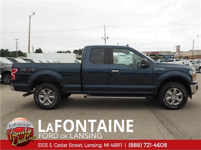 2018 F-150 Super Cab 4x4,  Pickup #18F584 - photo 4