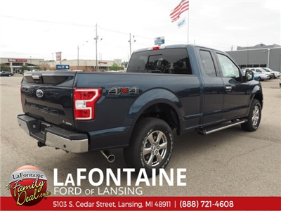 2018 F-150 Super Cab 4x4,  Pickup #18F584 - photo 2