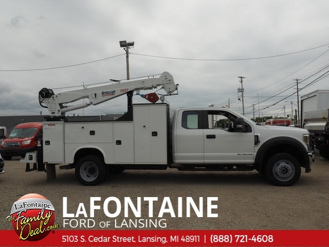 2018 F-550 Super Cab DRW 4x4,  Knapheide Mechanics Body #18F637 - photo 4