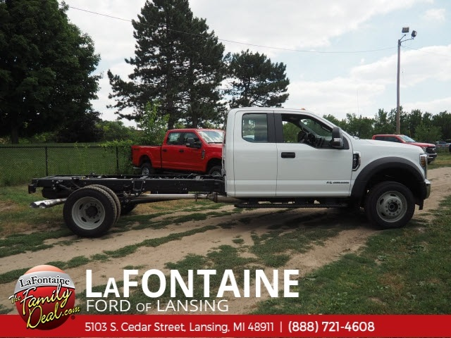 2018 F-450 Super Cab DRW 4x4,  Cab Chassis #18F638 - photo 4