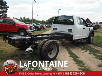 2018 F-450 Super Cab DRW 4x4,  Cab Chassis #18F638 - photo 5