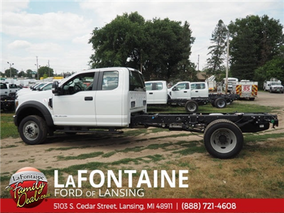 2018 F-450 Super Cab DRW 4x4,  Cab Chassis #18F638 - photo 7
