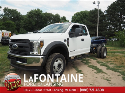 2018 F-450 Super Cab DRW 4x4,  Cab Chassis #18F638 - photo 1