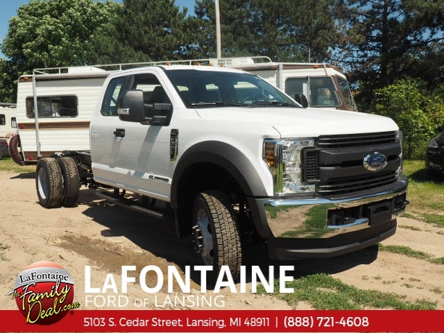 2018 F-550 Super Cab DRW 4x4,  Cab Chassis #18F640 - photo 1