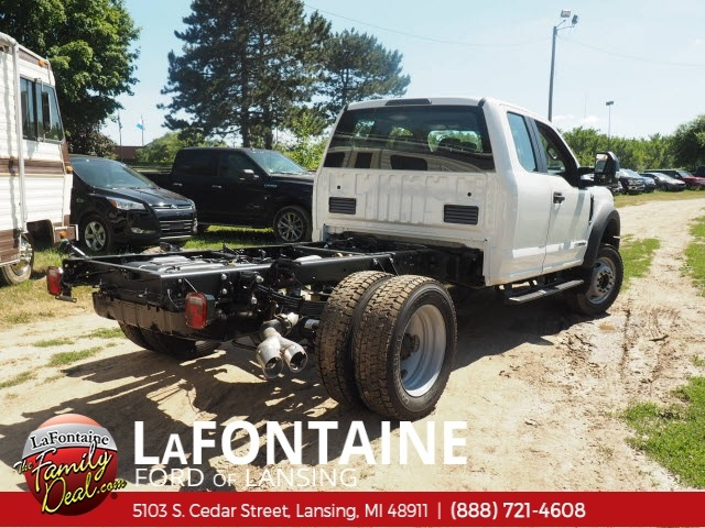 2018 F-550 Super Cab DRW 4x4,  Cab Chassis #18F640 - photo 2