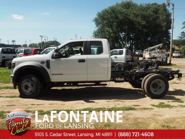 2018 F-550 Super Cab DRW 4x4,  Cab Chassis #18F640 - photo 6