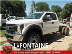 2018 F-550 Super Cab DRW 4x4,  Cab Chassis #18F640 - photo 7
