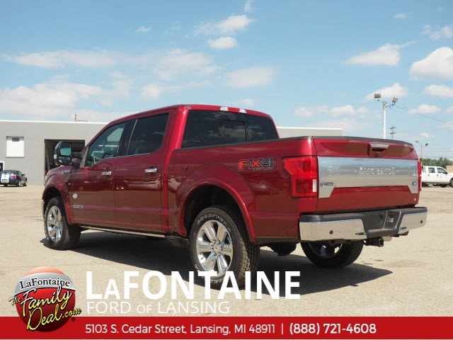 2018 F-150 SuperCrew Cab 4x4,  Pickup #18F652 - photo 2