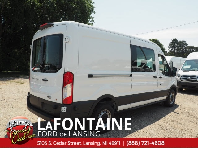 2018 Transit 350 Med Roof 4x2,  Empty Cargo Van #18F663 - photo 5