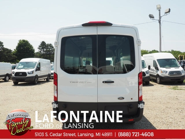 2018 Transit 350 Med Roof 4x2,  Empty Cargo Van #18F663 - photo 6