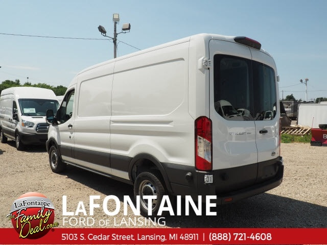 2018 Transit 350 Med Roof 4x2,  Empty Cargo Van #18F663 - photo 7