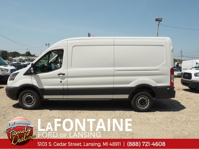 2018 Transit 350 Med Roof 4x2,  Empty Cargo Van #18F663 - photo 8