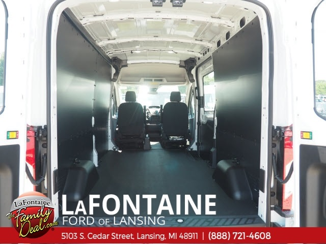 2018 Transit 350 Med Roof 4x2,  Empty Cargo Van #18F663 - photo 2