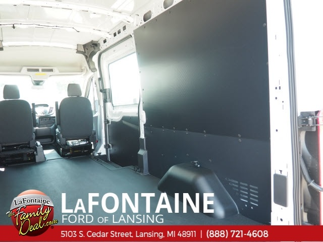 2018 Transit 350 Med Roof 4x2,  Empty Cargo Van #18F663 - photo 12