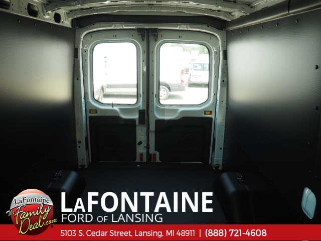 2018 Transit 350 Med Roof 4x2,  Empty Cargo Van #18F663 - photo 17