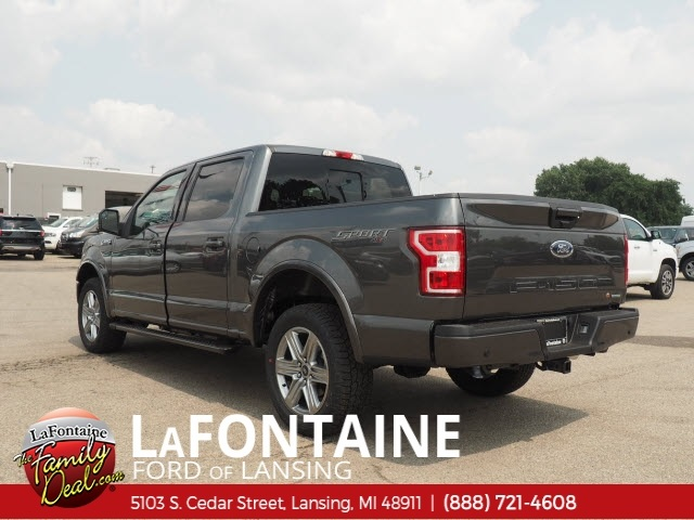 2018 F-150 SuperCrew Cab 4x4,  Pickup #18F681 - photo 2