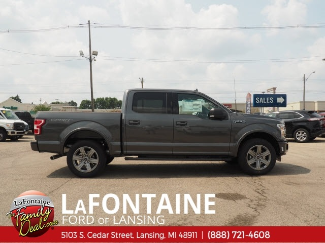 2018 F-150 SuperCrew Cab 4x4,  Pickup #18F681 - photo 8