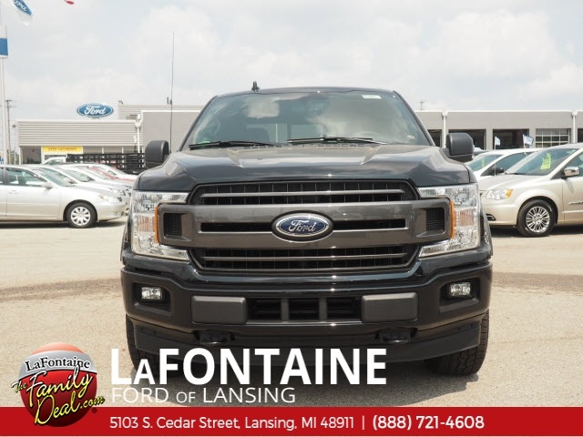 2018 F-150 SuperCrew Cab 4x4,  Pickup #18F683 - photo 4