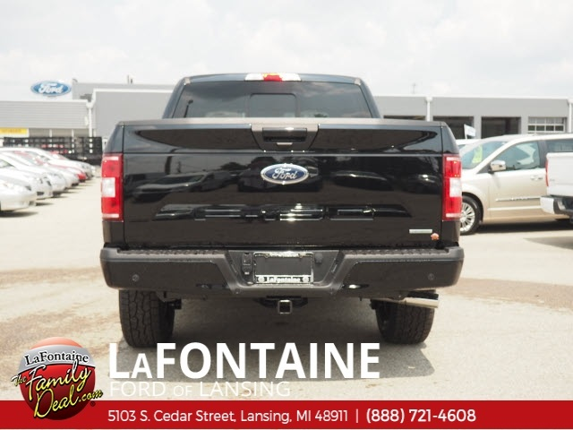 2018 F-150 SuperCrew Cab 4x4,  Pickup #18F683 - photo 6