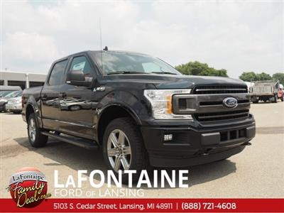 2018 F-150 SuperCrew Cab 4x4,  Pickup #18F683 - photo 3